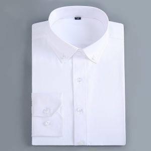 Casual Dress Shirts Formal Business Shirt