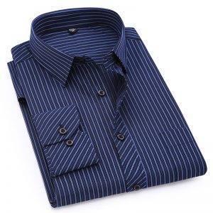 Long Sleeved Shirt Classic Dress Shirts