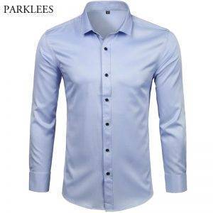 Fiber Dress Shirts Social Shirts