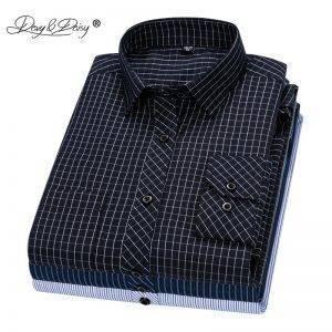 Men Shirt Long Sleeve Shirts