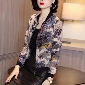 Women Korean Summer Jacket