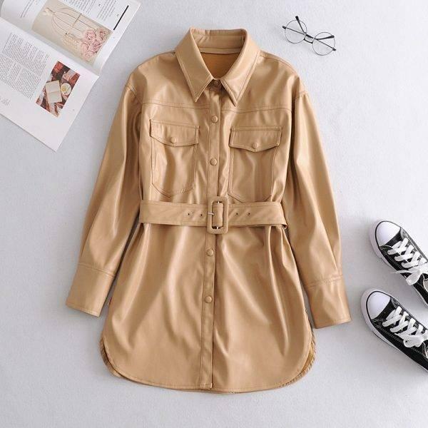 Fashion Faux Leather Jackets