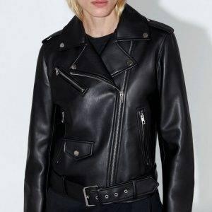 Leather Jackets Motorcycle Coat