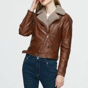 Winter Warm Leather Jackets